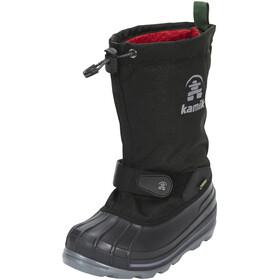 Kamik Waterbug 8G Winter Boots Kids black-noir